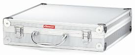 CARRERA DIGITAL 124 - Fahrzeugkoffer Modelle im Maßstab 1:32, Aluminium