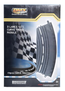 DMX Racer Kurven, 4 Stück