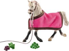 Schleich Horse Club - 41447 Araber Stute mit Decke, ab 3 Jahre