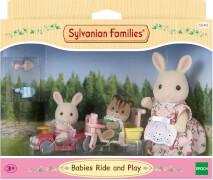 Sylvanian Families Babys Fahr und Spiel-Set