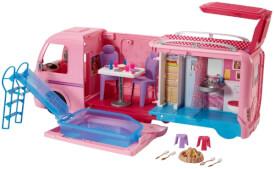 Mattel Barbie Super Abenteuer-Camper