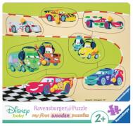 Ravensburger 36868 Disney Die Cars Familie, 10 Teile