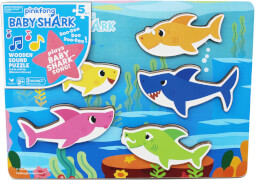 Spin Master Baby Shark - Sound Puzzle