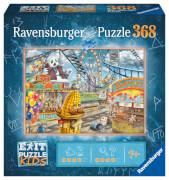 Ravensburger 12926 AT EXIT KIDS Siggiland 368p