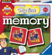 Ravensburger 21204 Feuerwehrmann Sam My first memory®