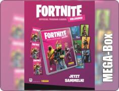 Panini Fortnite 2 Mega-Box