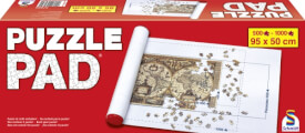 Schmidt Spiele 57989 Puzzle Pad für Puzzles bis 1000 Teile, ab 11 Jahre