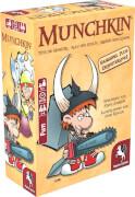 Pegasus Spiele Munchkin 1 + 2 Basisspiel plus Erweiterung