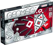 Geomag Panels Black & White 104-teilig