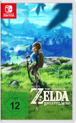 Nintendo Switch The Legend of Zelda: Breath of the Wildab 12 Jahre