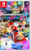 Nintendo Switch Mario Kart 8 DeluxeFür Kinder ab 0 Jahre