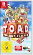 Nintendo Switch Captain Toad: Treasure Tracker USK 6