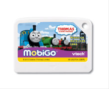 Vtech 80-252704 - MobiGo Lernspiel Thomas und seine Freunde, ab 4 - 7 Jahren, Kunststoff