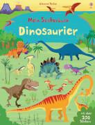 Stickerbuch Dinosaurier