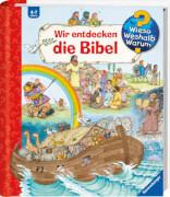 Ravensburger 32663 Wieso? Weshalb? Warum? Wir entdecken die Bibel - F17
