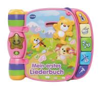 Vtech 80-166754 Mein erstes Liederbuch, pink
