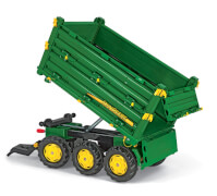 rollyToys Multitrailer JD 3-achsig