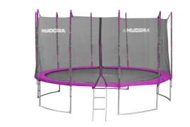Hudora  Family Trampolin 400, pink