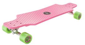Hudora Longboard Fun Cruiser, pink
