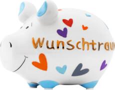 Sparschwein Wunschtraum Gold-Edition