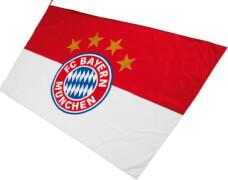 FC Bayern München 11849 FCB Hissflagge Logo